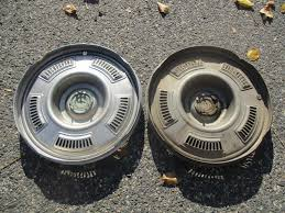 Used Chevrolet Chevelle Hub Caps for Sale