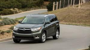 Gallery 2016 Toyota Highlander Hybrid Limited   Autoweek