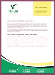 Company Letterhead Templates Company Letterhead Templates Doc Ninareads Within Company 5