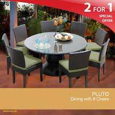 round metal patio table best 60 round patio table inch outdoor wicker dining exterior decorating