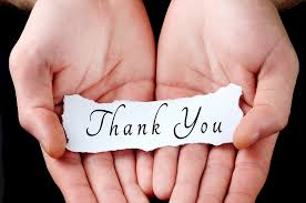 Word Thank You Thank You Phrases Saying Thank You In Different Ways