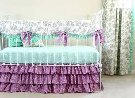 pink and purple crib bedding large size of nursery green and gold green and purple nursery
