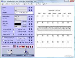 Calendar Creator For Windows 10 Calendars Software Free Download For Windows 10 7 8 8 1 64 Bit 32