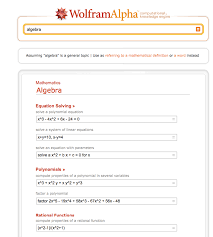 how to use wolfram alpha for algebra 5 steps with pictures polynomial equation solver wolfram talkchannels quadratic