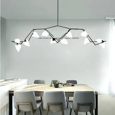 black modern chandelier creative black new modern design chandelier lighting suspension light spider