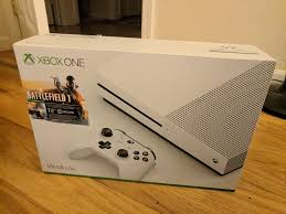 Xbox One S Battlefield 1 bundle For ...