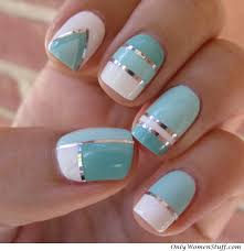 Girly Nail Designs For Short Nails Nail Art Designs For Short Nails Simple