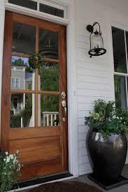 impressive exterior wood front doors with glass best 25 exterior doors ideas on wood exterior