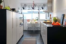 Kitchen Design For Apartment Apartment Chic Small Apartment Kitchen Design With Mini Bar