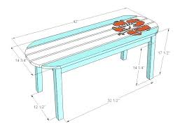coffee table measurements typical table height typical table height kids table height typical coffee table height