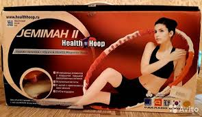 "<b>Массажный обруч</b> ""<b>Хулахуп</b>"" Jemimah <b>Health Hoop</b> купить в Омске ..."