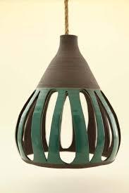 heather levine s ceramic hanging pendant lights light and 7
