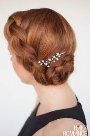 Prom Hairstyles Updos 73 Best Try This DIY Braided Updo For Your Next Formal Event Or Your
