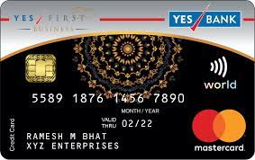Get 2 reward points for every rs.200 spent on grocery via yes cart. Yes Prosperity Business Credit Card