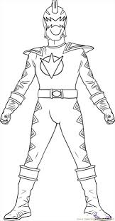 power rangers coloring pages printable coloring pages for kids 4
