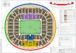 St Petersburg Stadium Seating Chart Saint Petersburg Gazprom Arena 64 468 Uefa Euro 2020