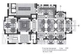 Best 3 Bedroom Flat Floor Plan Design Mapo House And Cafeteria Cafeteria Floor Plan