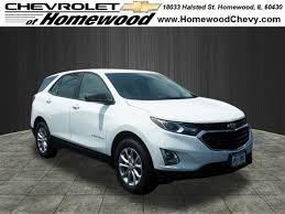 * 2020 iihs top safety pick with specific headlights. New Cars Trucks Suvs For Sale In Homewood Il Chevrolet Equinox Chevy Equinox Fwd