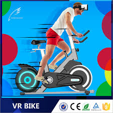 Vr Vending Machine Mesmerizing 48 China Gym Fitness Vr Equipment Small Vending Machine Sport Bike