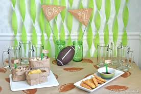Cheap Super Bowl Decorations Superbowl Decorations Super Bowl Decor Idea Easy Super Bowl Party 51