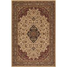 this review is from persian classics medallion kashan ivory 5 ft x 8 ft area rug