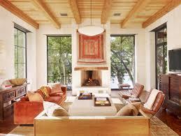 Burnt Orange Living Room Furniture Orange Wall In Fancy Living . Barcelona  Chair ...