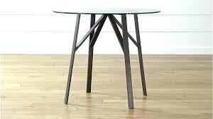 4ft round table halo dining table round dining table halo ebony round dining table with glass 4ft round table