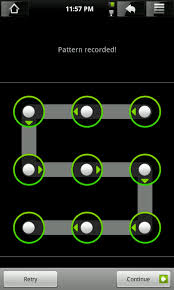 Unlock Pattern Extraordinary Are Android Unlock Patterns As Secure As Numeric PINs Playing