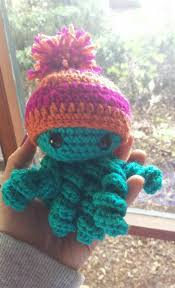 Octopus Crochet Pattern Amazing Little Crochet Octopus Very Easy Pattern Great For Beginners