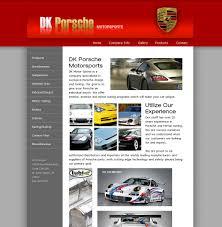 Porsche Design Website Larry Lefkowitz Dk Porsche Motorsports