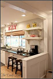 Small Picture Best 25 Half wall kitchen ideas on Pinterest Kitchen open to