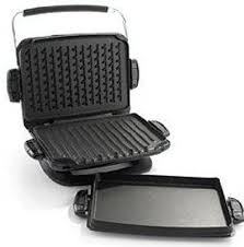 george foreman grp93g the next grilleration g3 grill with removable plates black upc 082846033855 electric countertop grill with 84 square inches of