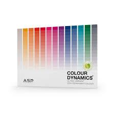 Colour Dynamics Shade Chart