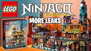 LEGO Ninjago City Gardens LEAKED AGAIN... - YouTube