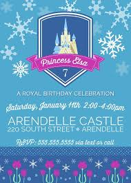 Marvellous Disney Frozen Party Invitation Wording On