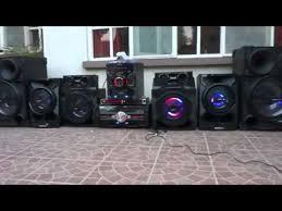 sony sound system.