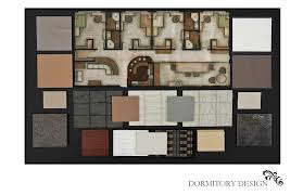 dormitory design by ashley zard at coroflot com designed for students majoring in the arts