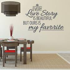 Beautiful Wall Quotes Best of Wall Decal Quotes Wall Sticker Quote Wall Art Quotes Wall