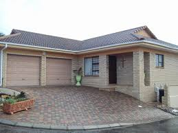 2 bedroom house plans with double garage in south africa beautiful modern 3 bedroom house plans