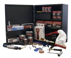 The Main Resource TI777 Professional Tire Repair Cabinet Assortment