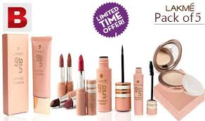 pictures of lakme 9 to 5 deal pack of 5 deal 6084