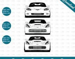 Free svg files for sizzix, sure cuts a lot and other compatible die cutting machines and selection of free svg designs include free gift box svg files, to free treat box svg files, free card svg files, and. Corvette Svg Etsy Corvette Chevrolet Corvette C7 Classic Sports Cars