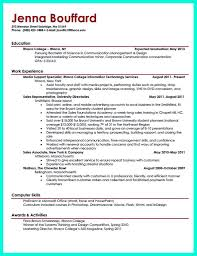 Current College Student Resume Template 2063202v1 Stock Photos Hd