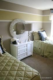 Bedroom Stripe Paint Ideas Photo   3