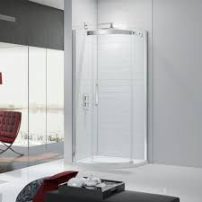 merlyn ionic gravity 1 door shower quadrant enclosure 900 x 900mm left hand