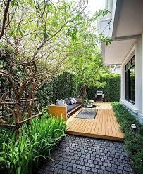 small backyard garden design