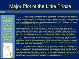 little prince presentationthe little prince by  antoine de saint – exupery paola diaz libr july