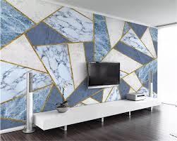 Beibehang Large 3d Wallpaper Modern Formaldehyde Free Abstract