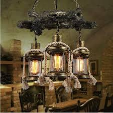 pendant lamps continental antique lantern loft american country resin chandelier vintage chandelier restaurant bar industrial engineering l pendant lights
