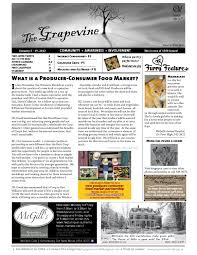 Pure Hair Design Wolfville The Grapevine Jan 5th By James Skinner Issuu